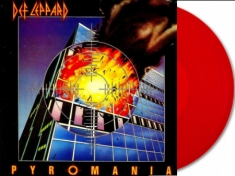 Def Leppard - Pyromania (ltd. Red Vinyl)