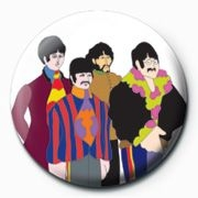 Beatles - Beatles - Submarine Band Pinbadge