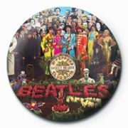 Beatles - Beatles - Sergeant Pepper Pinbadge