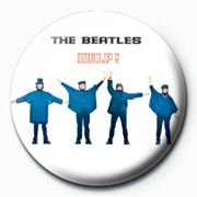 Beatles - Beatles - Help! Photo Pinbadge