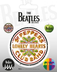 Beatles - Beatles - Sergeant Pepper Stickers