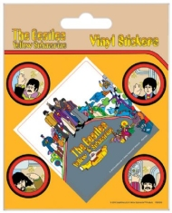 Beatles - Beatles (Yellow Submarine) Stickers