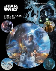 STAR WARS - Star Wars (Classic) Stickers