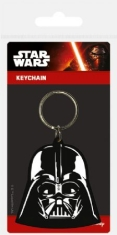 STAR WARS - Star Wars (Darth Vader) Rubber Keychain