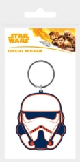 STAR WARS - Star Wars: Solo (Trooper) Rubber Keychain