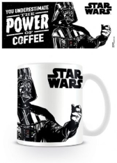 STAR WARS - Star Wars (The Power Of Coffee) Mug