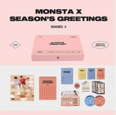 Monsta X - 2019 Season's Greetings