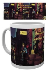 David Bowie - Ziggy Stardust Mug in the group BF2019 at Bengans Skivbutik AB (3592112)