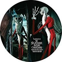 Soundtrack - The Nightmare Before Christmas in the group VINYL / Pop at Bengans Skivbutik AB (3592767)