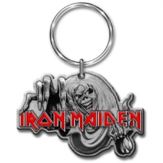 Iron Maiden - Standard Keychain: The Number Of The Beast