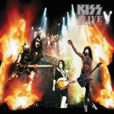 Kiss - Alive: The Millennium Concert IMPORT (2LP)