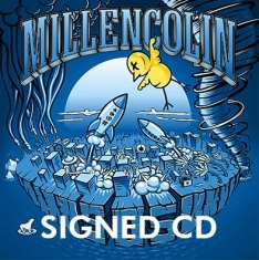 Millencolin - Sos - Signed CD