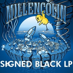 Millencolin - Sos (Black Vinyl) Signed LP