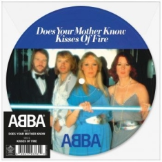 "Abba - Does Your Mother Know (7"" Ltd Pictu"