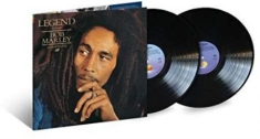 Marley Bob & The Wailers - Legend (Ltd 2Lp)