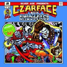 Czarface - Czarface Meets Ghostface in the group Julspecial19 at Bengans Skivbutik AB (3597051)