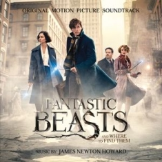 Original Soundtrack - Fantastic Beasts and Where to Find Them
