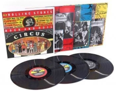 Rolling Stones - Rock And Roll Circus (3Lp)