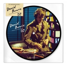 "David Bowie - D.J. (Ltd. 7"" Picture Vinyl Si"
