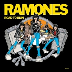 Ramones - Road To Ruin (Remastered)  - Blue vinyl