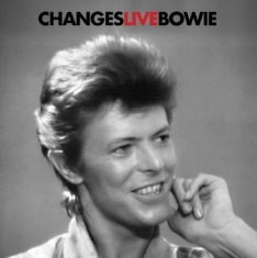 David Bowie - Changes Live Bowie - red vinyl
