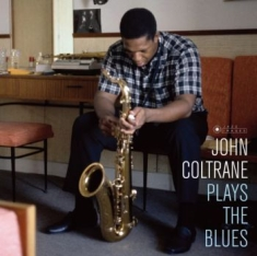 Coltrane John - Plays The Blues