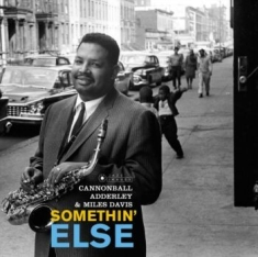 Cannonball Adderley & Miles Davis - Somethin' Else