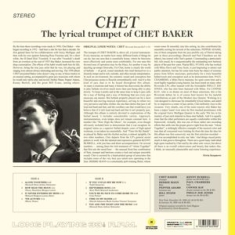 Chet Baker - Lyrical Trumpet of Chet Baker