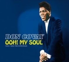 Don Covay - Ooh! My Soul 1955-1962 Recordings