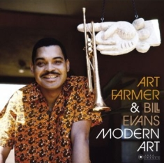 Art Farmer & Bill Evans - Modern Art