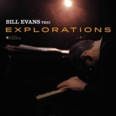 Evans Bill -Trio- - Explorations-Hq/Gatefold-