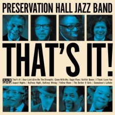 Preservation Hall Jazz Band - That's It (Re-Issue)