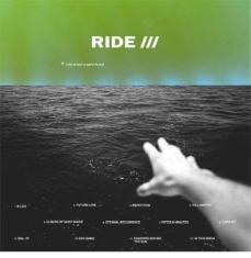 Ride - This Is Not A Safe Place (Green)