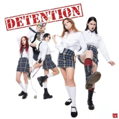 Shitkid - Detention (Blood Red Transparent Vinyl)