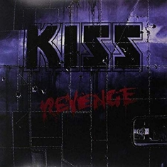 Kiss - Revenge (German Limited EDT Import)