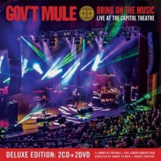 Gov't Mule - Bring On The Music - Live At T