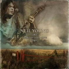 Neil Young - Heart Of Gold Live (3Lp Vit Vinyl)