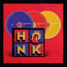 Rolling Stones - Honk (3Cd Ltd)