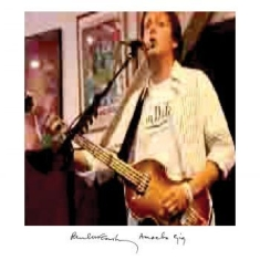 Paul McCartney - Amoeba Gig (2Lp)