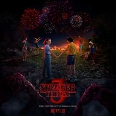 Blandade Artister - Stranger Things 3: (Music From The Netflix Original Series)