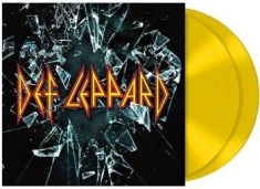 Def Leppard - Def Leppard-Ltd.Edit 180G. Yellow