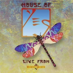 Yes - House Of Yes-Live From The House