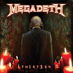 Megadeth - Th1Rt3En (Vinyl)
