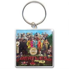 The beatles - THE BEATLES STANDARD KEYCHAIN: SGT PEPPER ALBUM