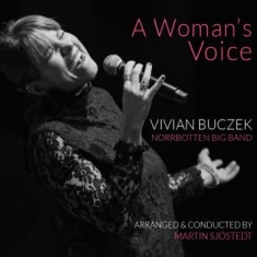 Vivian Buczek & Norrbotten Big Band - A Woman's Voice
