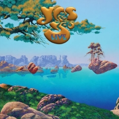 Yes - Yes 50 Live (Ltd. 4Lp)