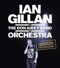 Ian Gillan - Contractual Obligation #1 (Live In