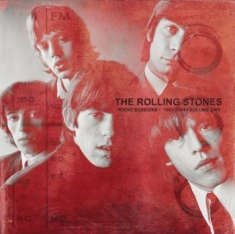 Rolling Stones - Radio Sessions Vol 1 1963-64 (Red)