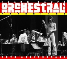 Frank Zappa - Orchestral 40 Favorites (Vinyl)