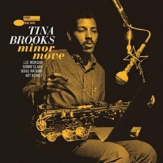 Brooks Tina - Minor Move (Vinyl)